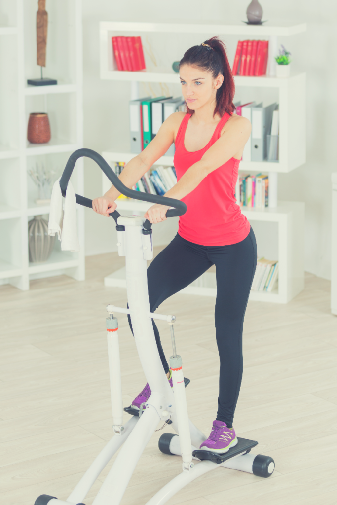 The Best Stair Climber For Total Body Workouts At Home
